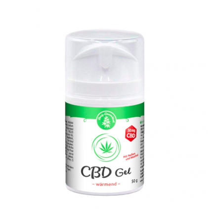 CBD valuta gel