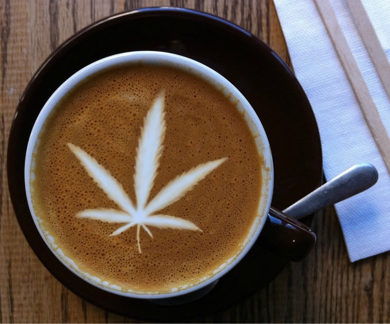 Coffee and hemp