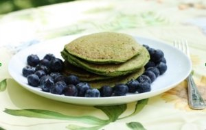 Han protein pancakes with hemp protein