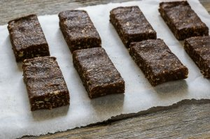 Raw Hemp Protein Bars