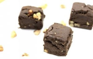 Hanfprotein Brownie