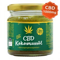 Cbd coconut oil 240x240