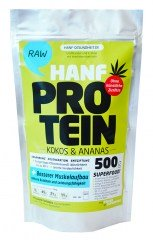 Hemp Protein Coconut Pineapple 500 G 240x240