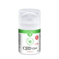 CBD, warmendes, Gel