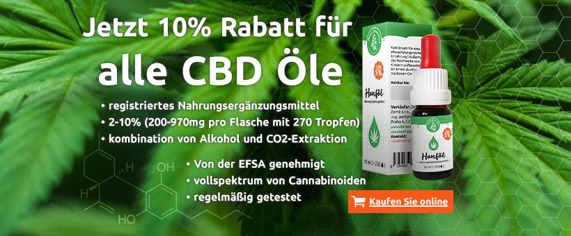 Now 10 Discount For All CBD Oils